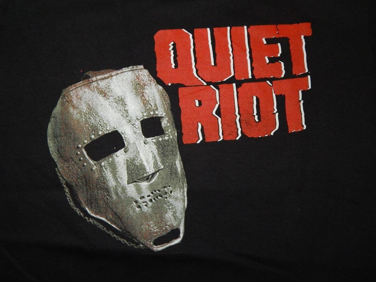 Quiet Riot Logo.