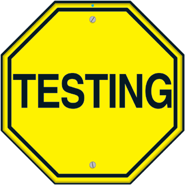 Testing: Why, What, & When.