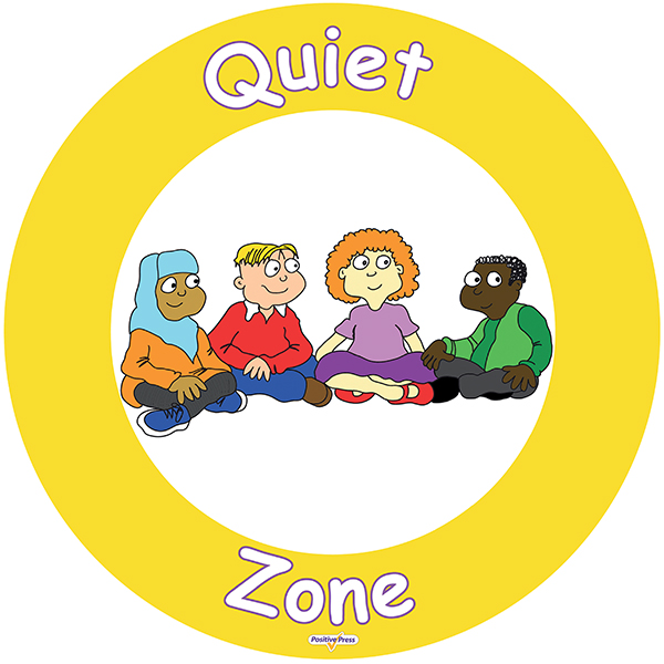 Jenny Mosley\'s Playground Zone Signs.