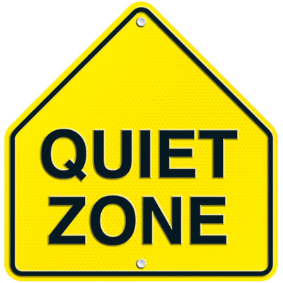 Quiet Zone Clip Art Clip art.