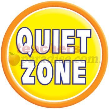 Quiet Zone Two.