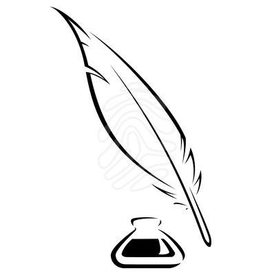 61+ Quill Pen Clip Art.