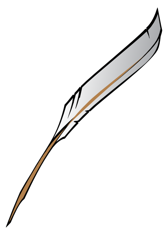 Free Quill Clip Art.