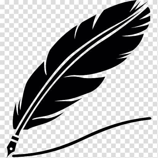 Paper Quill Pen Ink, pen transparent background PNG clipart.