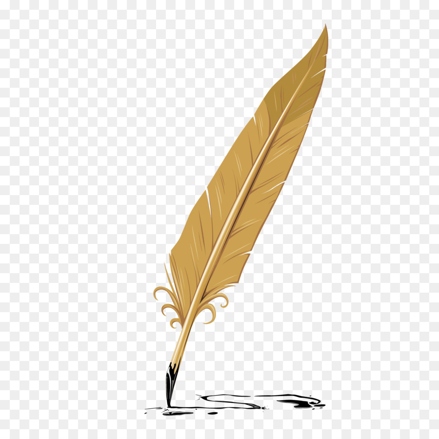 Quill Pen Chandey Kabo Book Writing.