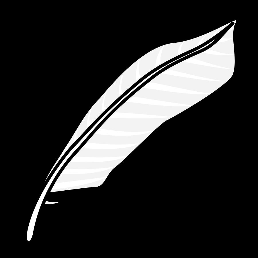 Quill SVG Vector file, vector clip art svg file.