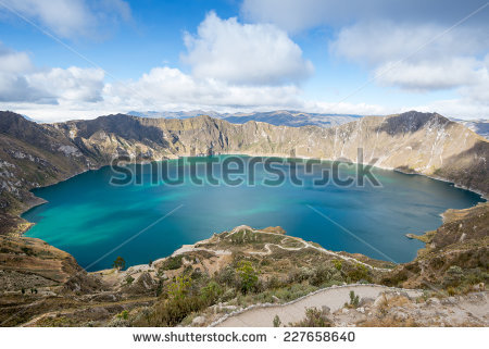 Quilotoa Stock Photos, Images, & Pictures.