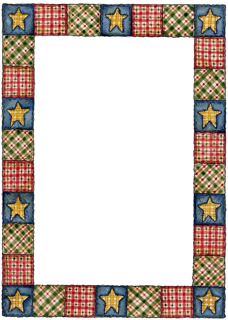 HD Clip Art Quilt Borders , Free Unlimited Download #3884944.