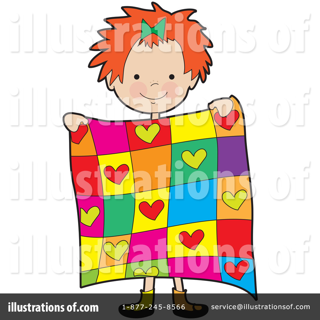 Free Quilt Clipart.