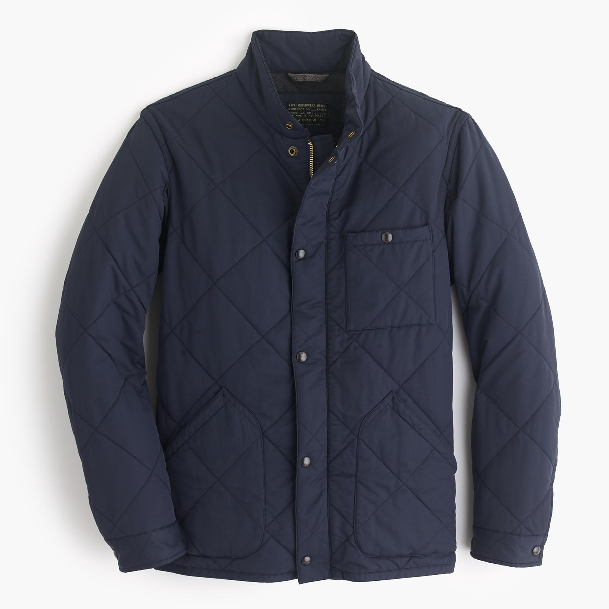 Sussex Quilted Jacket : Men's Coats & Jackets.