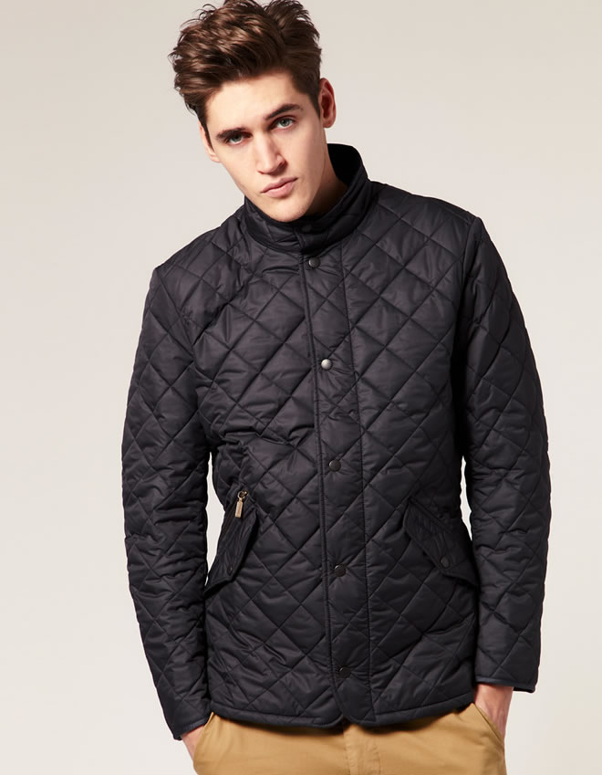 Barbour Chelsea Sports Quilted Jacket.