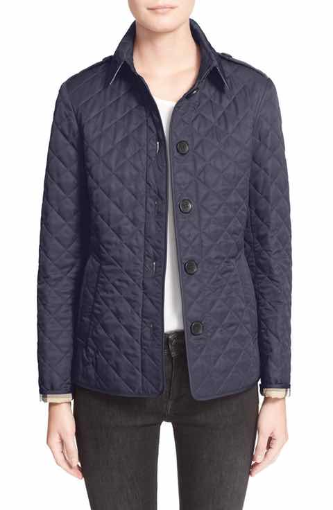 Quilted Jackets for Women.