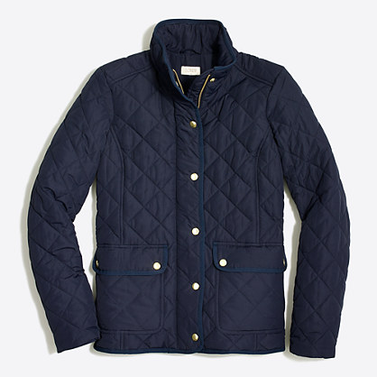 Quilted jacket : Coats.