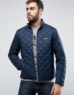 Men's Quilted Jackets.