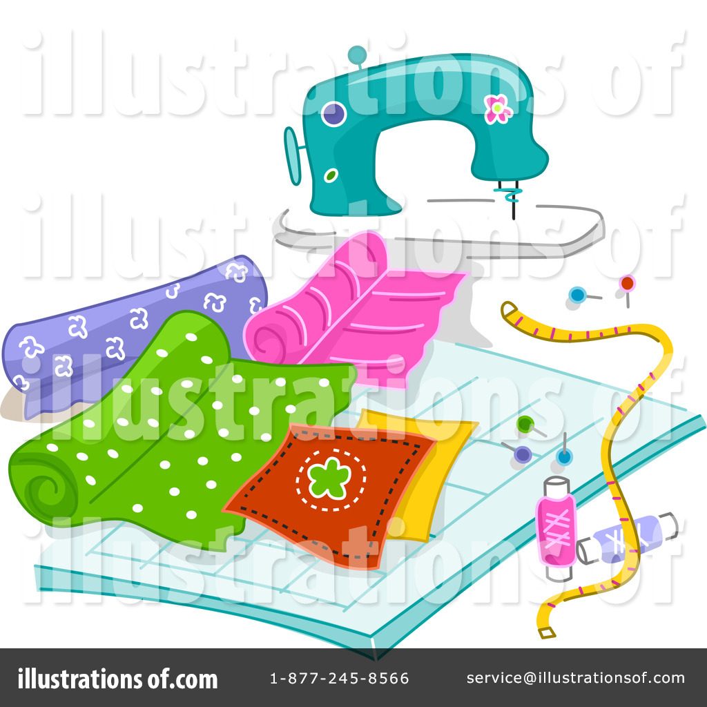 Sewing Clipart #1094791.