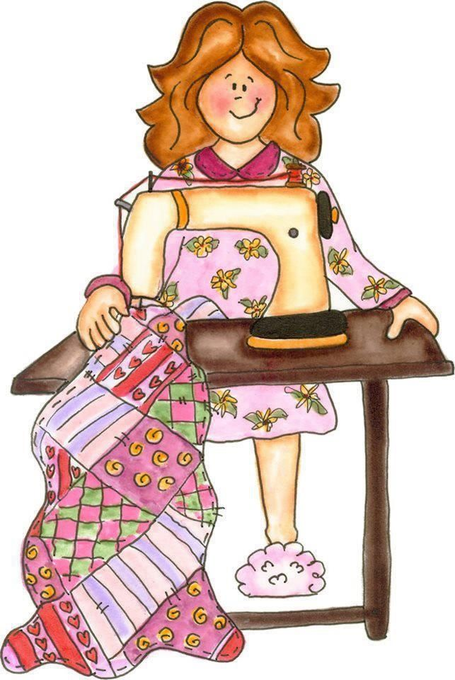 Quilting clipart sewing club.