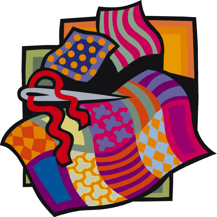 Quilting Clipart.