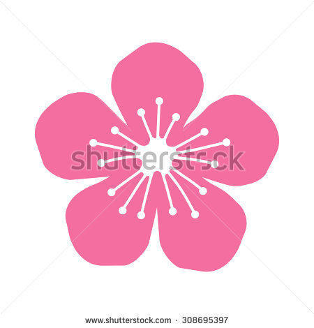 """peach Flower Vector"" Stock Photos, Royalty."
