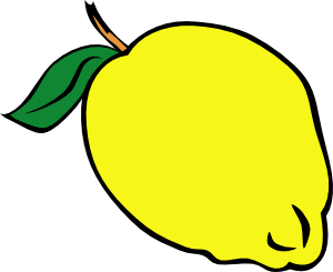 Quince Clipart.
