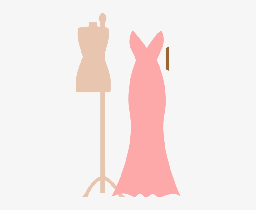 Clipart Download Hanger Clipart Quinceanera Dress.