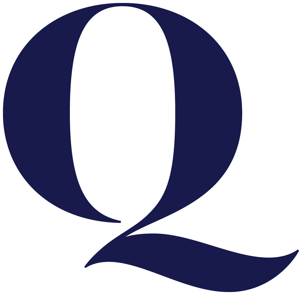 Brand New: New Logo for Quinnipiac University by Pentagram.