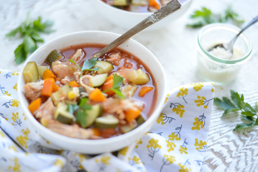 Slow Cooker Chicken, Veggie, and Quinoa Stew — Real Food Whole Life.