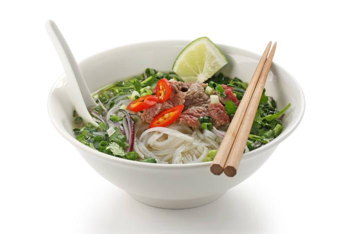 Pho Noodle Clipart.
