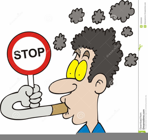 Free Quit Smoking Clipart.