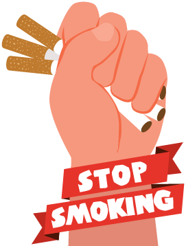 2517 No Smoking free clipart.
