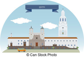 Quito Clip Art and Stock Illustrations. 388 Quito EPS.