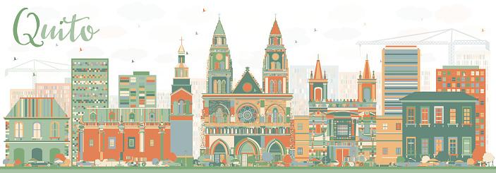 San Francisco De Quito Clip Art, Vector Images & Illustrations.