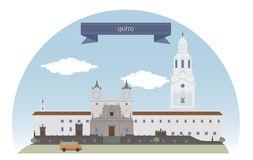 Quito, House Of Ecuadorian Culture Stock Photo.