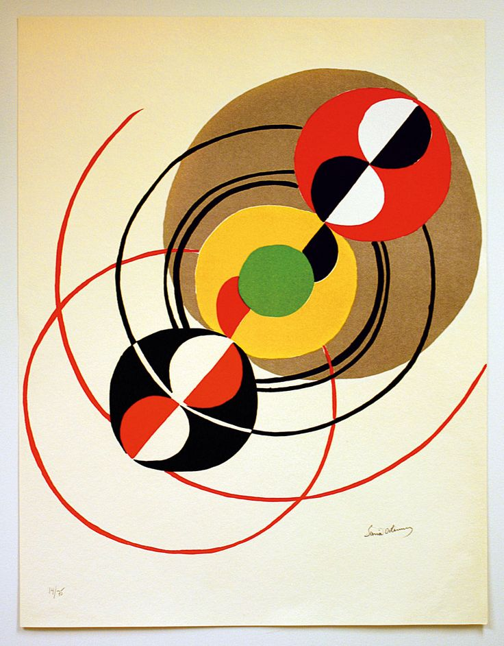 1000+ images about Sonia Delaunay on Pinterest.