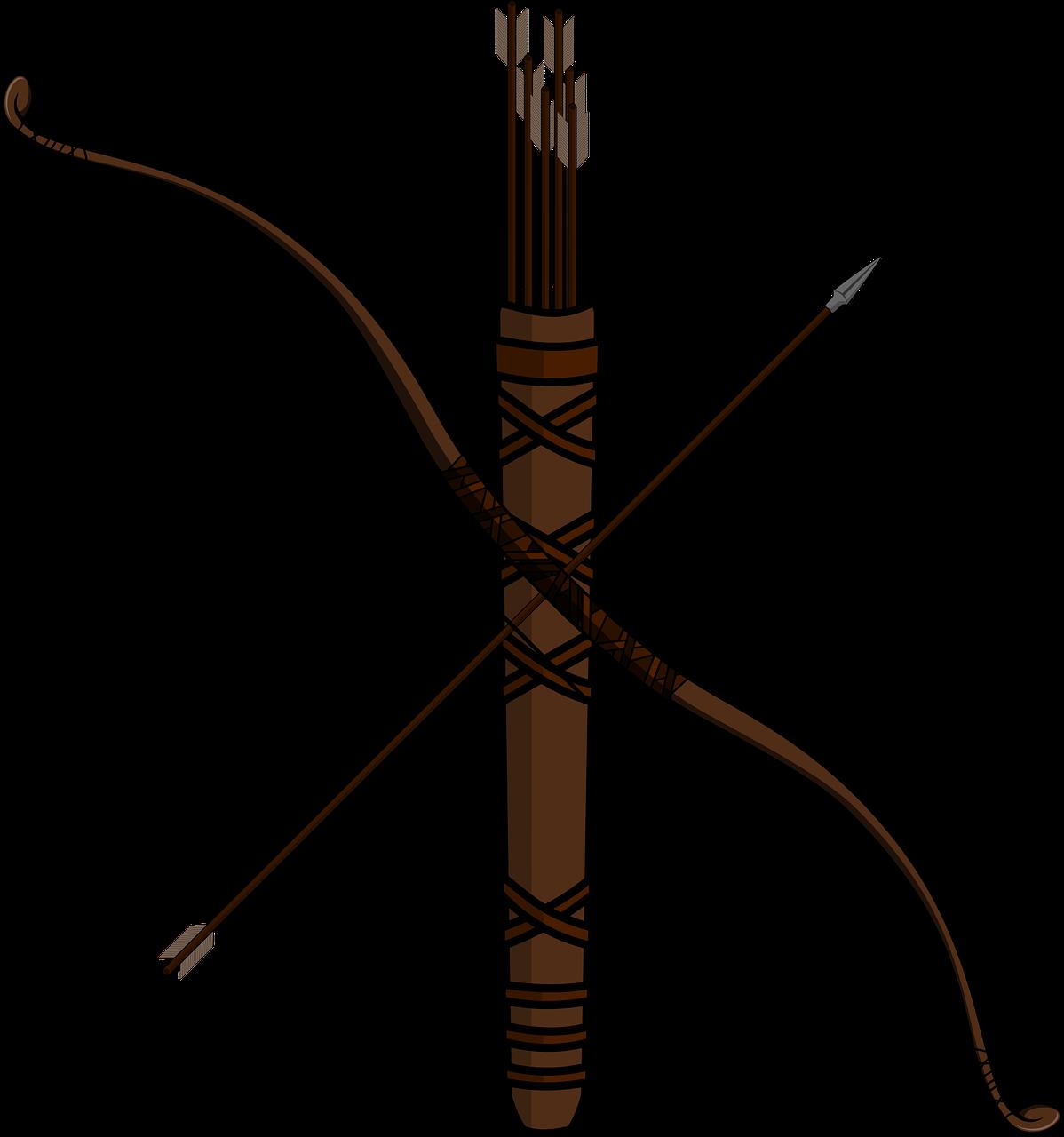 Arc Archery Arco Arrow Quiver PNG.