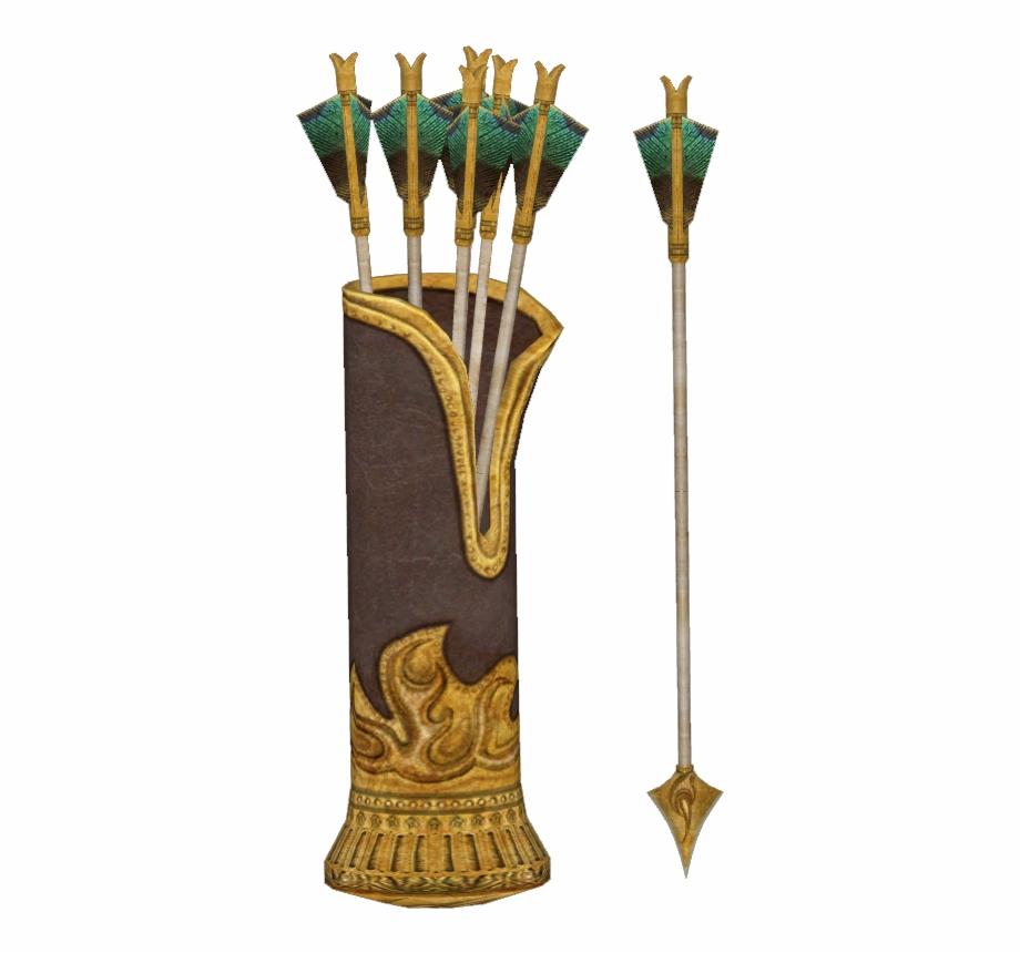 Golden Arrows {#1455661}.
