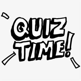 Quiz Time Clipart #549548.
