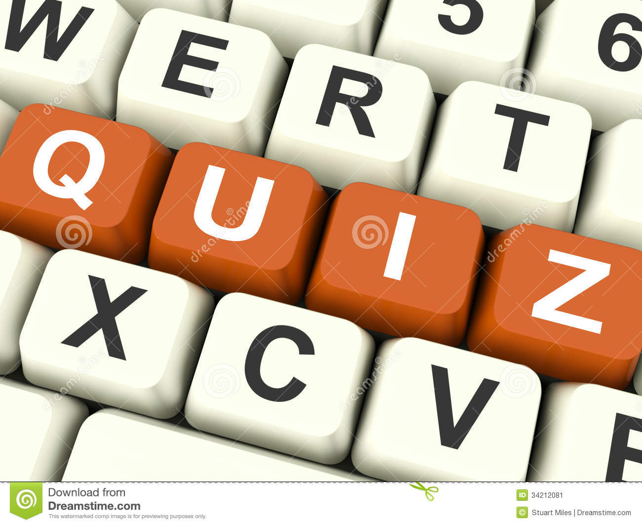 Quiz Questions Means Frequently Puzzle And Quizzes Stock.
