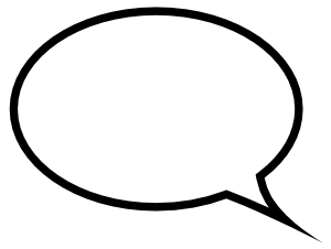 Speech Bubble PNG Transparent Images.