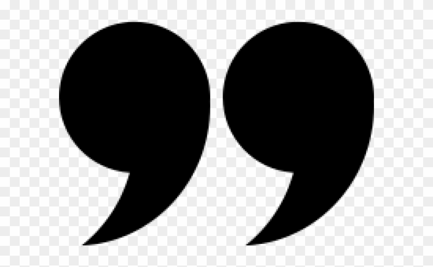 Quote Clipart Inverted Commas.