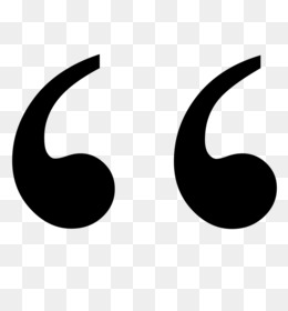 Quotation Marks PNG.