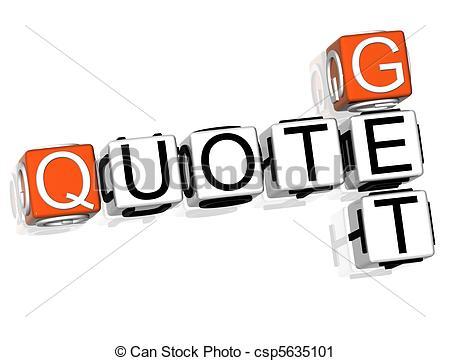 Quotes Clip Art.