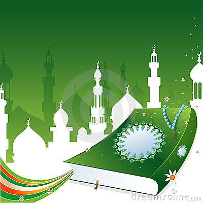 Quran Stock Illustrations.