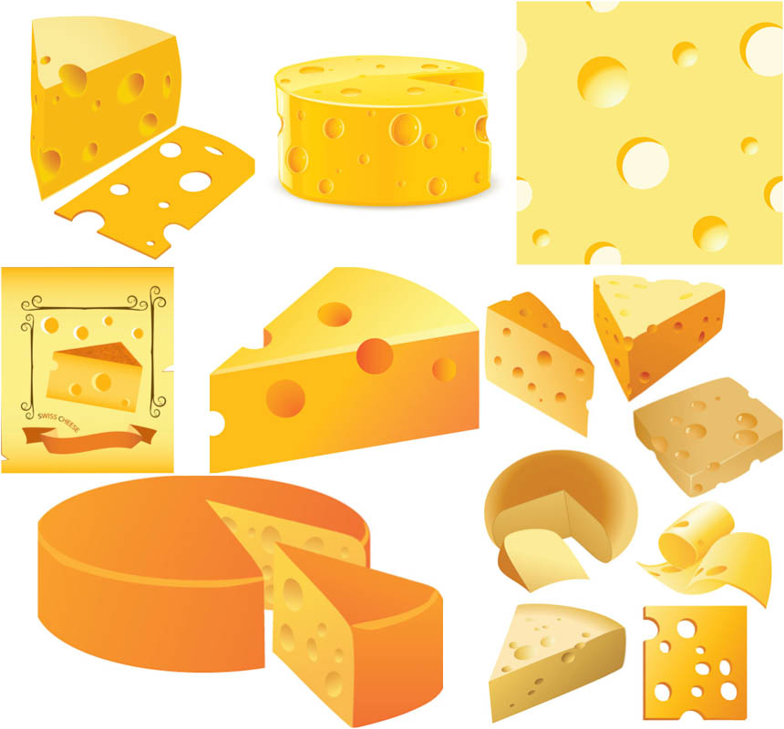 Cheese Free Clipart.
