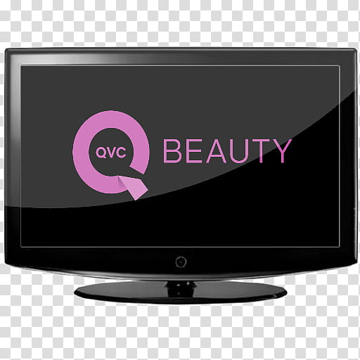 TV Channel Icons Lifestyle, QVC Beauty transparent.