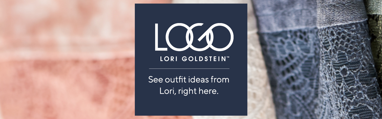 LOGO by Lori Goldstein Look Book — QVC.com.