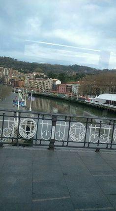 Bilbao en Bizkaia, País Vasco.