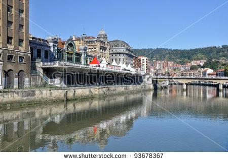 Ria De Bilbao Stock Photos, Royalty.