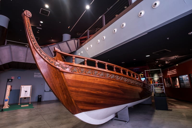 Museo Marítimo Ría de Bilbao.