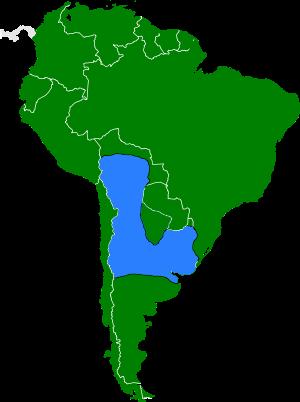 United Provinces of the Rio de la Plata.