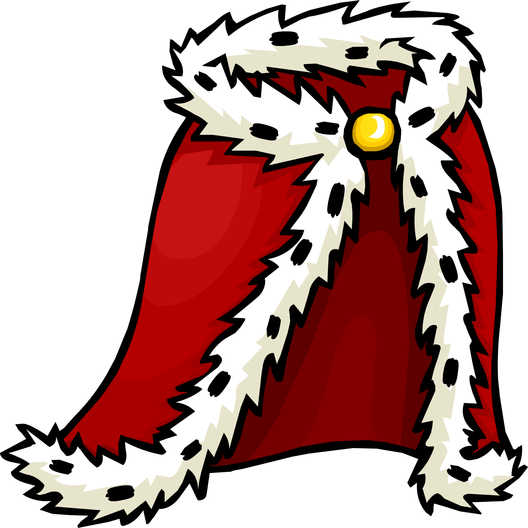 Royal Robe Clipart.